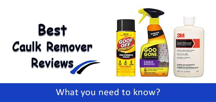best-caulk-remover