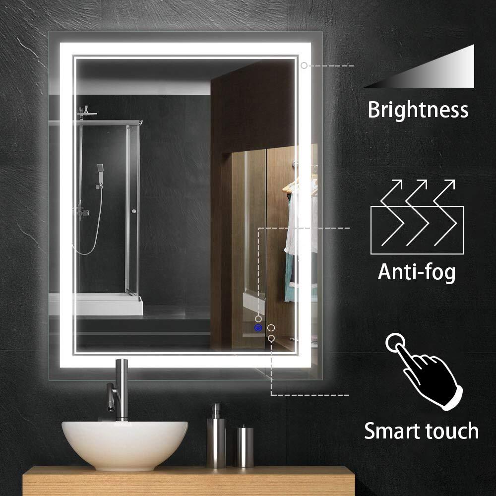smart bathroom mirror