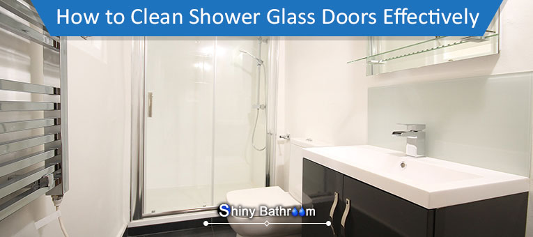 How-to-Clean-Shower-Glass-Doors-Effectively