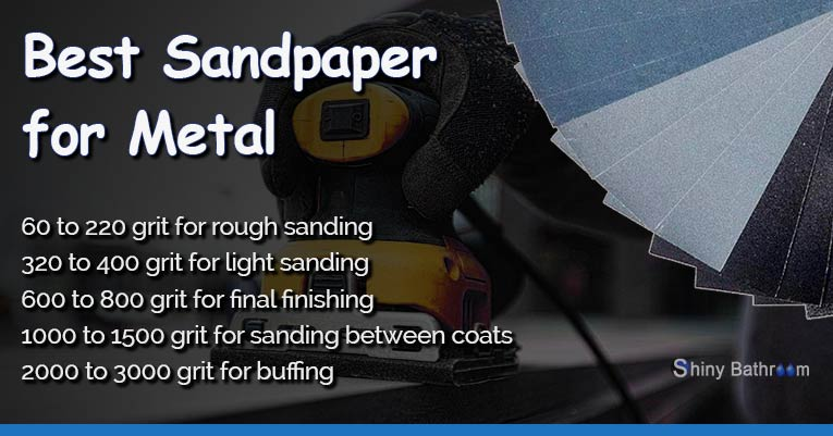 best-sandpaper-for-metal